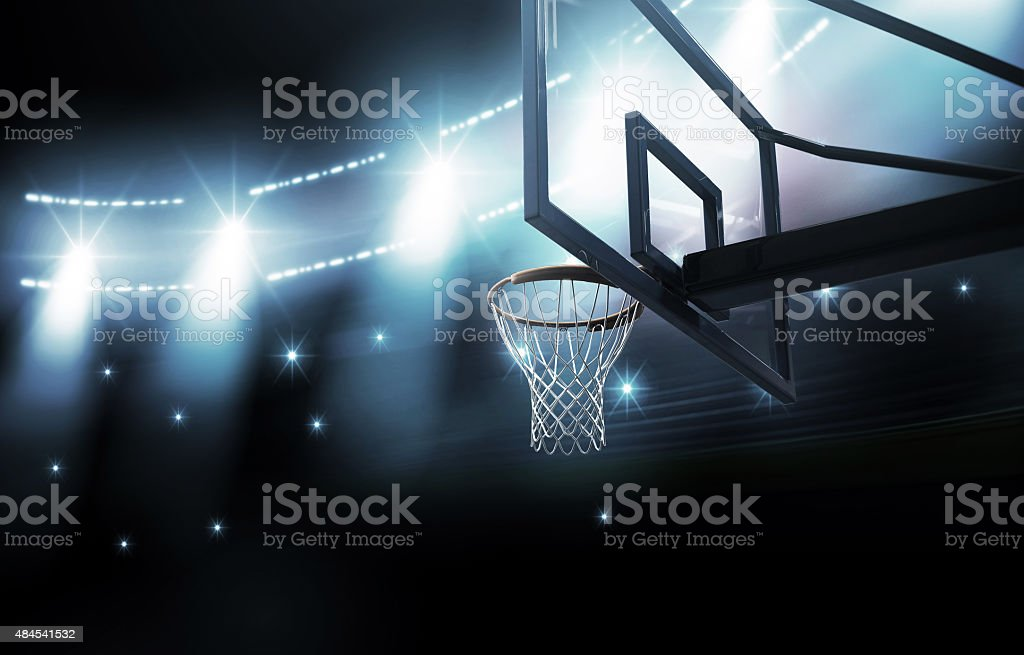 Salle de basket - Photo