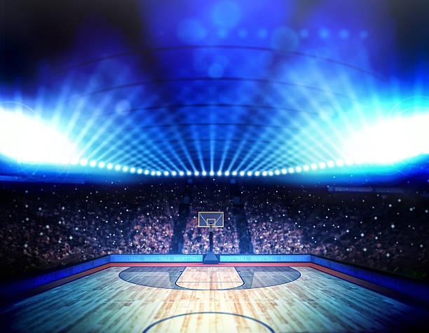 salle de basket  - ncaa photos et images de collection