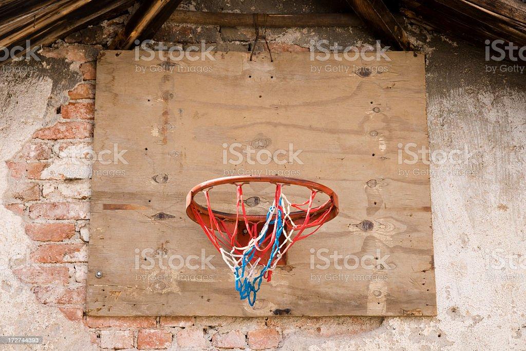 Basketball Around the World stock photo