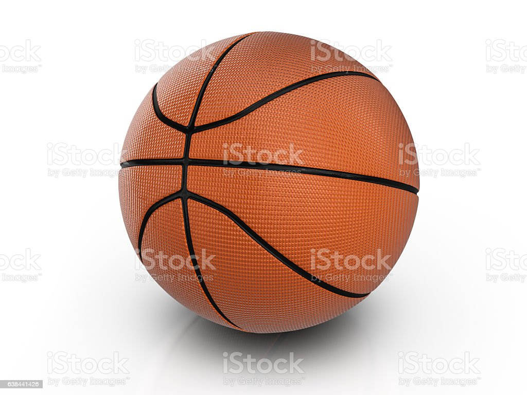 Ballon de basket-ball  - Photo
