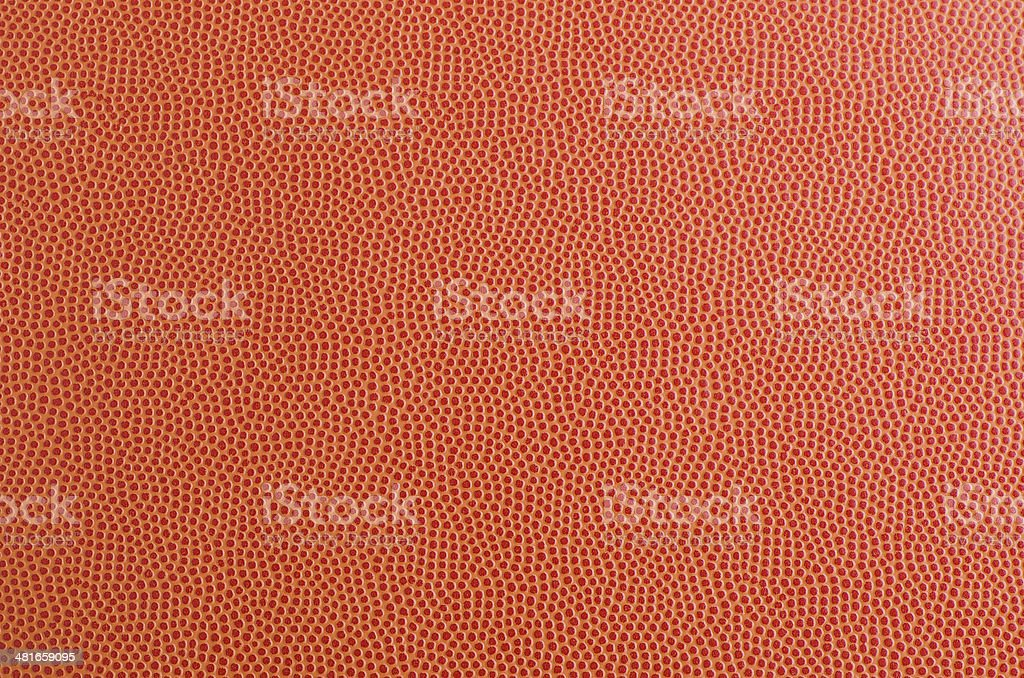 Basketball ball texture stock photo