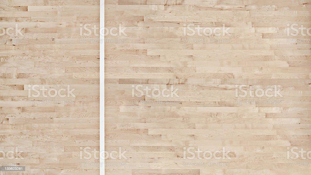 Basketball Court Background stock photo