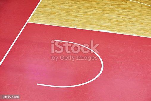 518943593istockphoto Basketball court parquet 912274736