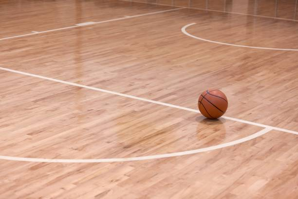 basketball court. - basketball stock pictures, royalty-free photos & images