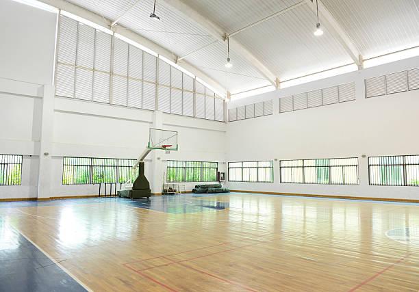 basketball-Platz – Foto