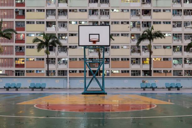 Basketball Court – zdjęcie