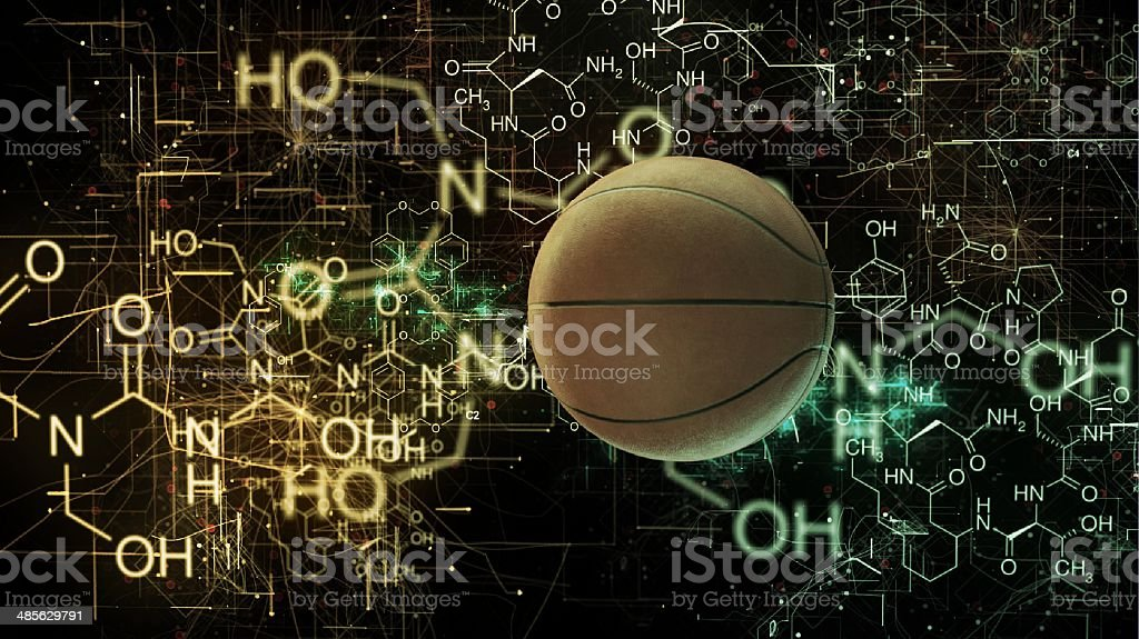 basketball dope royalty-free stock photo