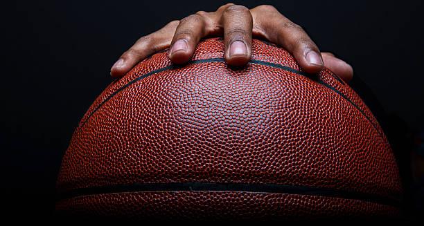 Basketball Dribble stock photo