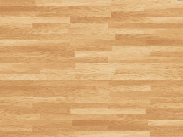 basketball floor texture stock photo