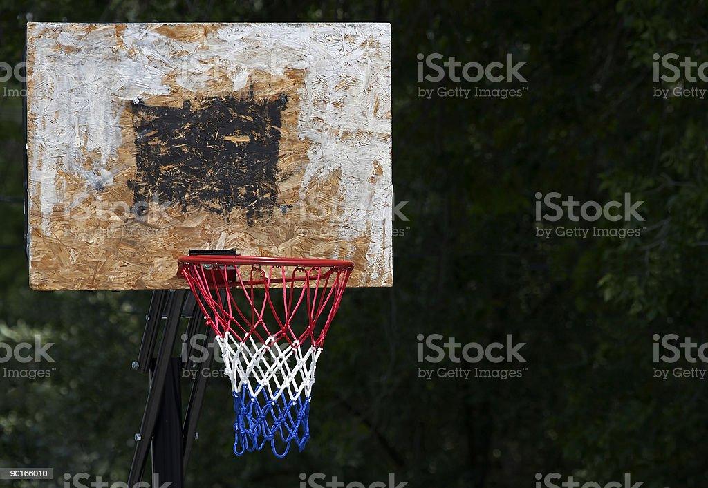 Basketball Game royalty-free stock photo