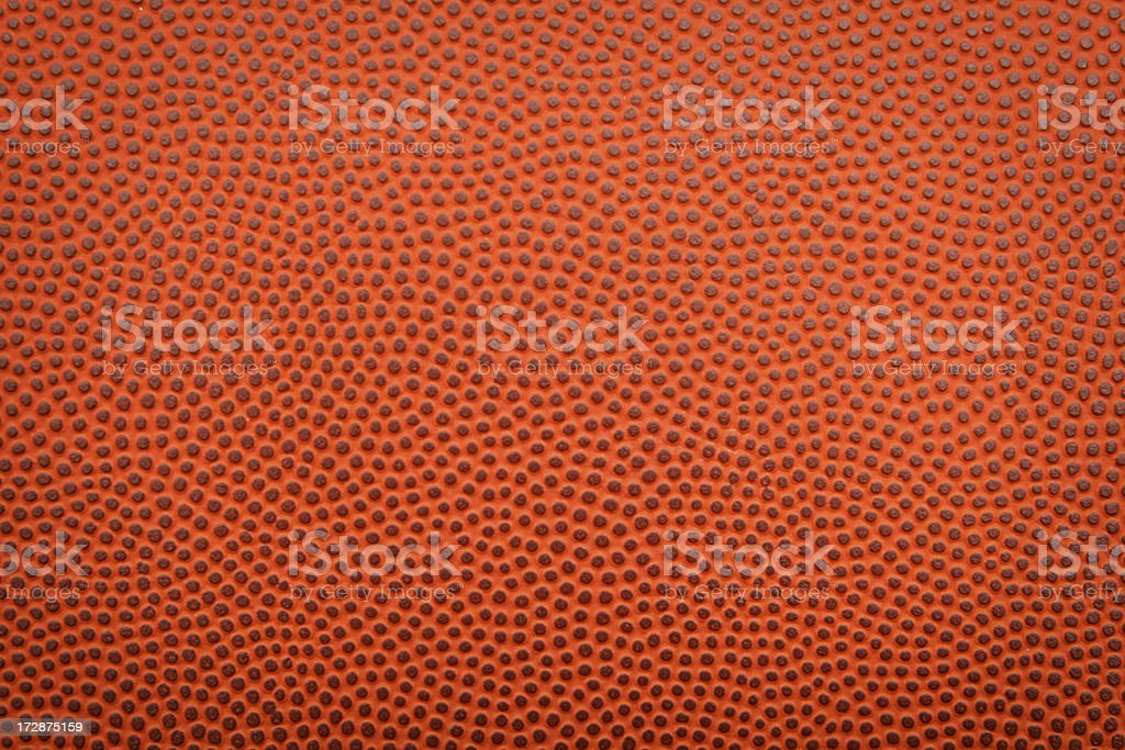 Basketball Grip Texture Background stock photo