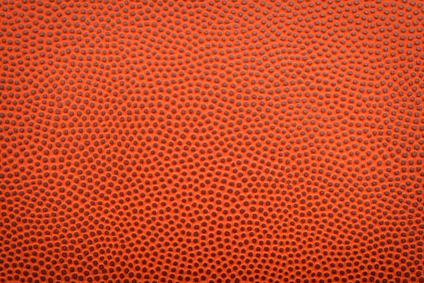 basketball grip texture background - bumpy stock pictures, royalty-free photos & images