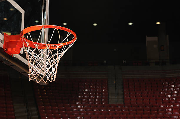 basketball hoop - basketball hoop stock pictures, royalty-free photos & images
