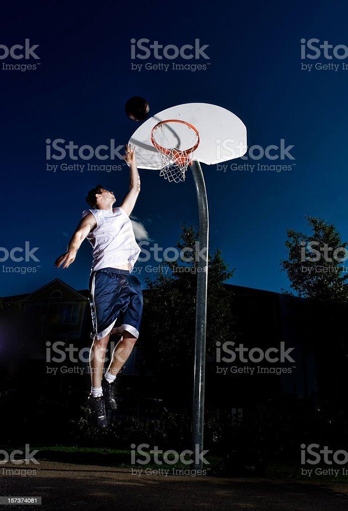 Basketball royalty-free stock photo
