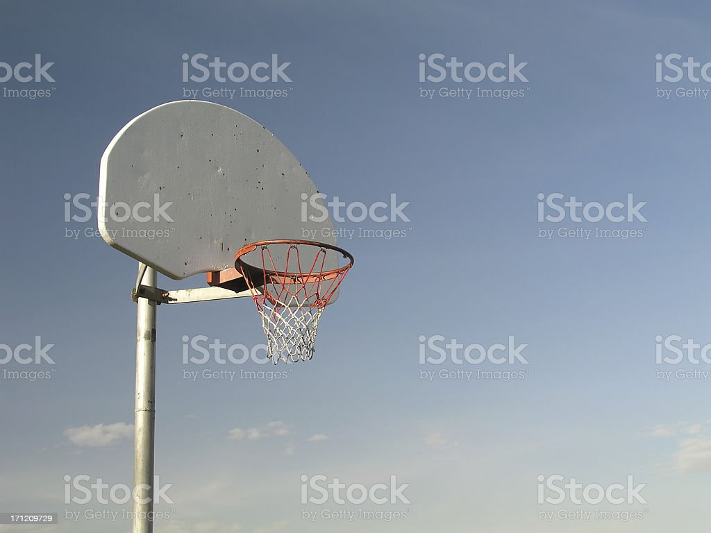 Basketball (2) royalty-free stock photo