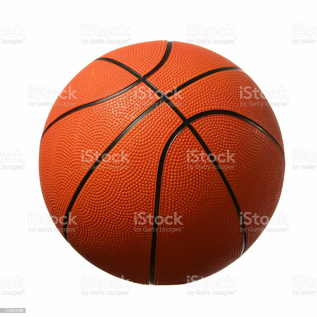 Basketball royalty-free stock photo