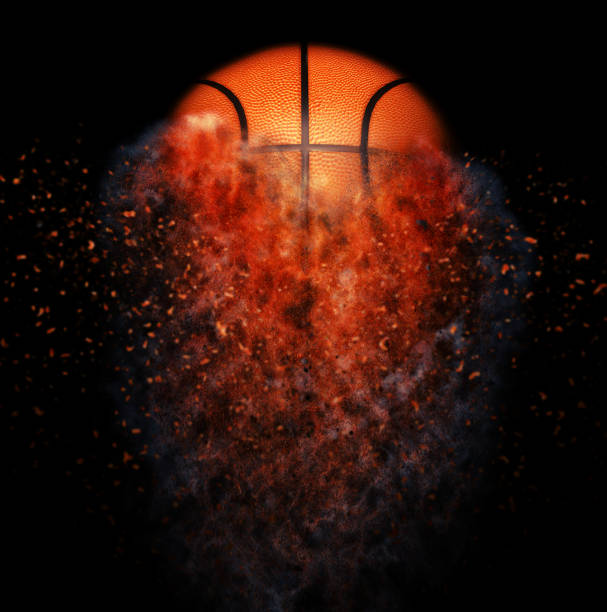 joueur de basket  - basketball photos et images de collection