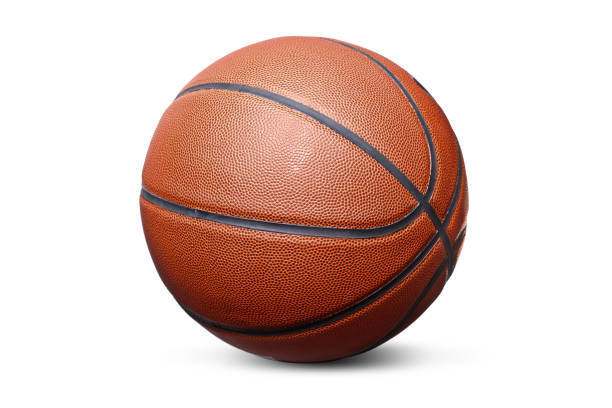 basketball - ball stock photos and pictures