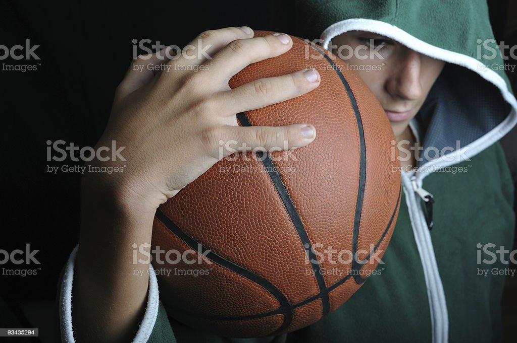 Basketball Lizenzfreies stock-foto