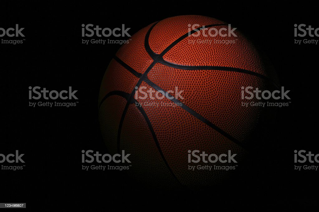 Basketball planet stock photo