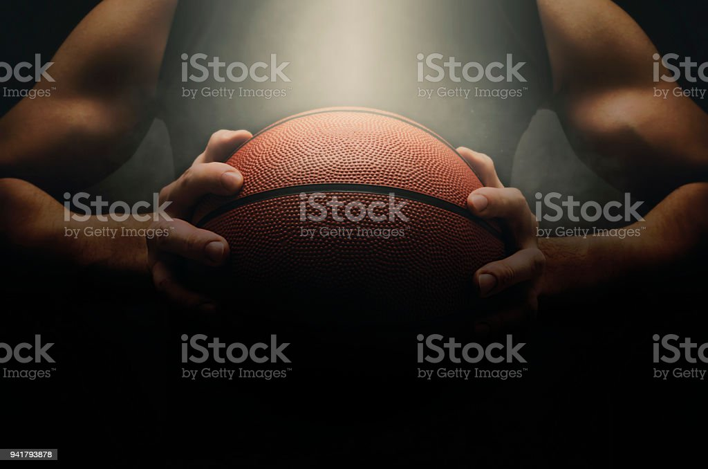 Basketball player  – Foto