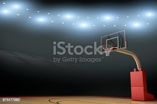 517960203 istock photo Basketball Stadium Arena Background 875477582