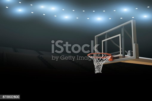 517960203 istock photo Basketball Stadium Arena Background 875502800