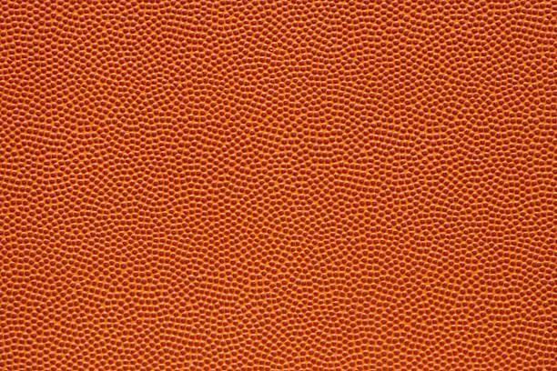 Basketball Texture stock photo