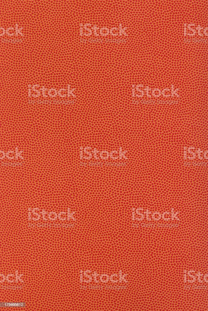 \'Scan of rubbery basketball material with small, raised textures\'