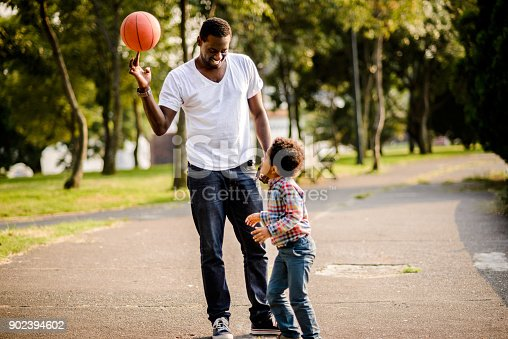 889172928istockphoto Basketball time. 902394602