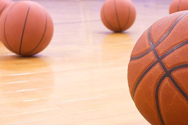 Basketbälle – Foto