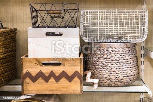 istock Baskets 813806644