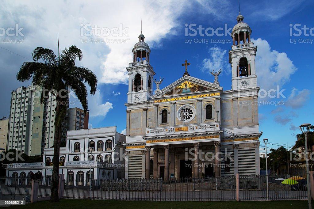 Basílica de Nazaré, Belém, Pará State, Brazil