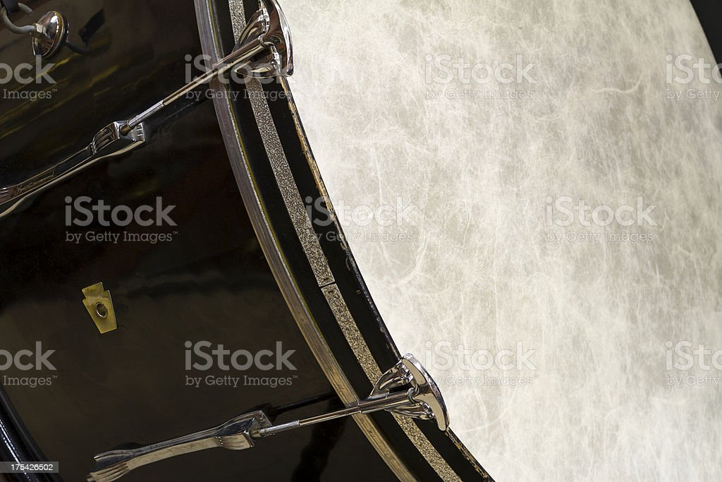 Bass Drum stock photo