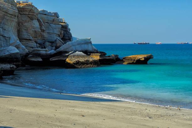 Bassa Strand. Khasab. Musandam. Oman – Foto