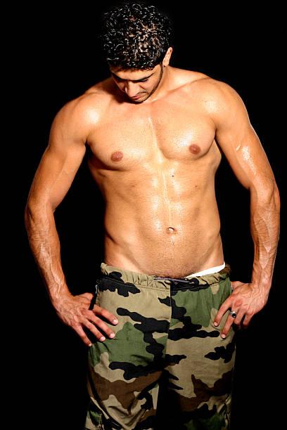 Bassam - Portrait 15 stock photo