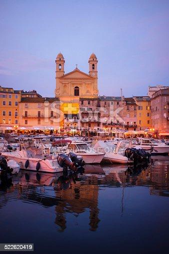 istock Bastia Vieux Port 522620419