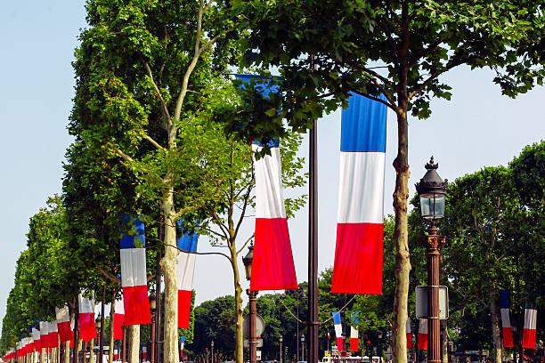 Fête du 14 juillet au Champs-Élysées, à Paris - Photo