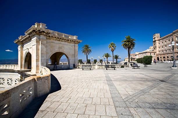 Bastione Saint Remy, Cagliari – Foto