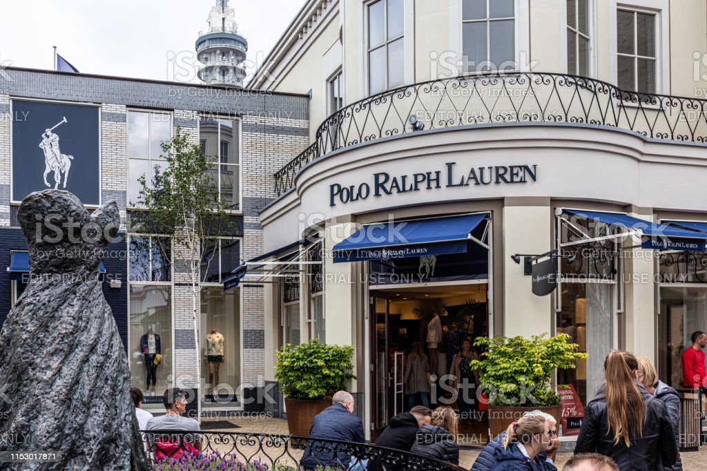 Photo Ralph Stock Outlet Polo Batavia Fashion Store With Lauren Stad wPiOZTlXku