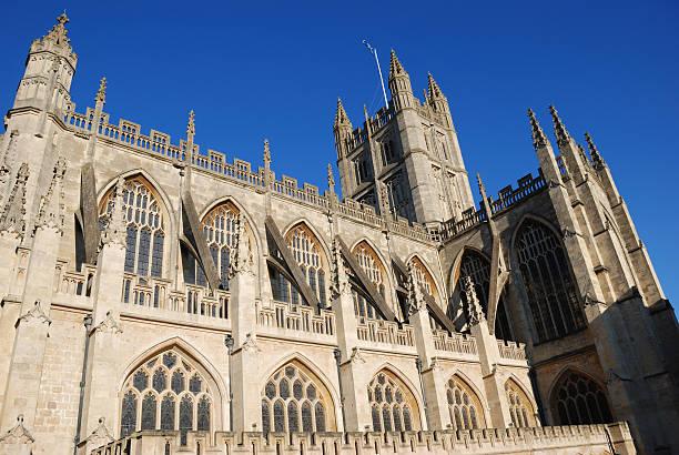 Bath Abbey, Somerset