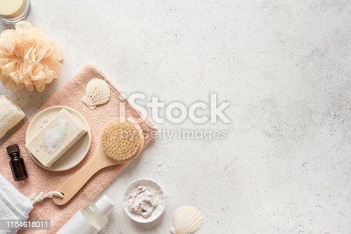 istock Bath Accessories 1154618011
