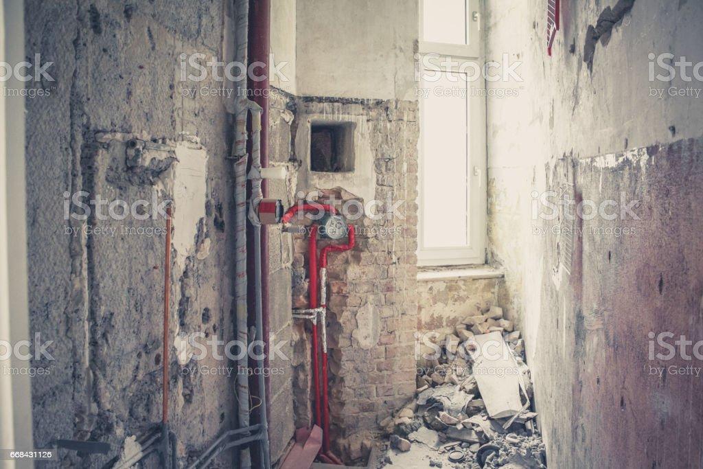 Bad, Badezimmer Renovierung, Restaurierung – Foto