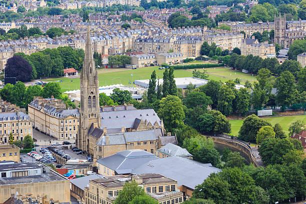 Bath City Panorama View – Foto
