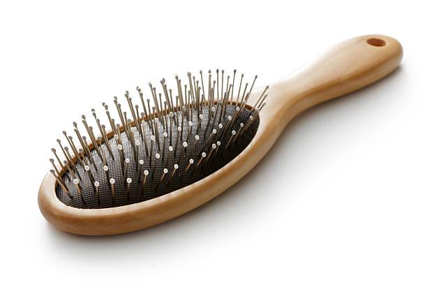 Bad: Haarbürste – Foto