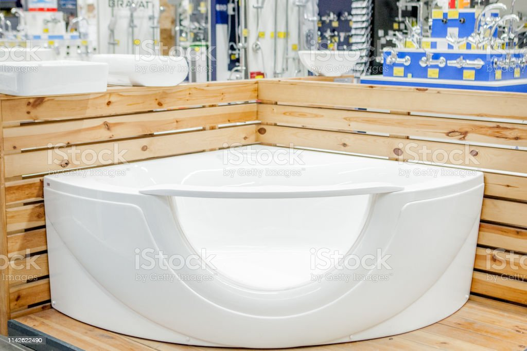 bath in the building store. baths in the plumbing store. shop baths....