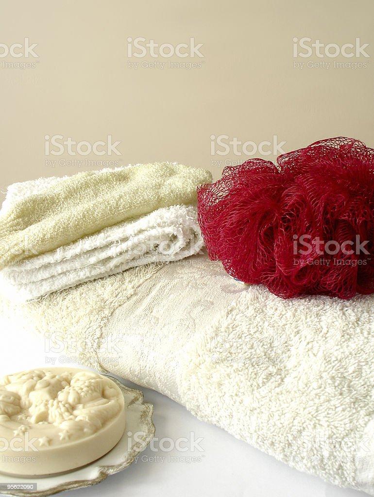 bath set royalty-free stock photo