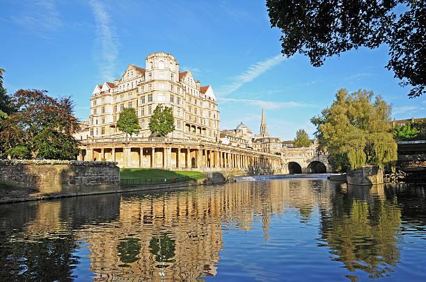 Bath, Somerset, England, UK  bath england stock pictures, royalty-free photos & images