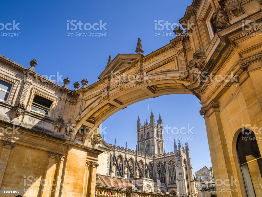 Bath Somerset England UK stock photo