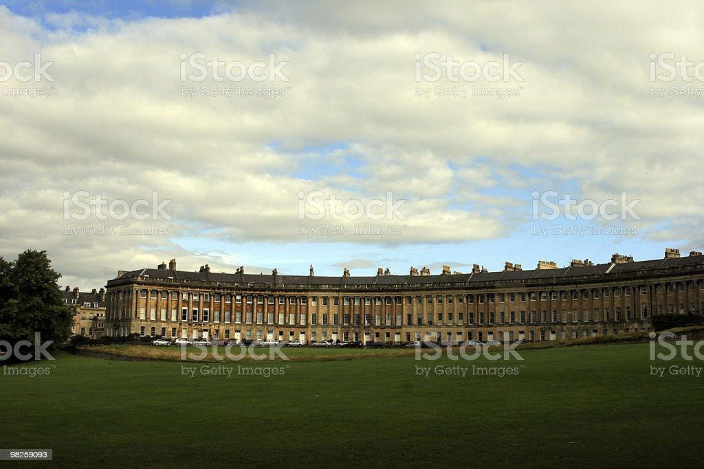 Bath Somerset royalty-free stock photo